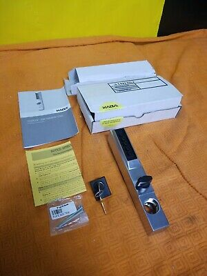 Kaba Simplex Narrow Stile Pushbutton Lock Satin Chrome 300126d41  31nh02