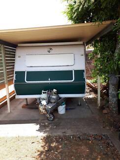 Caravan Pop Top 18 ft Carseldine Brisbane North East Preview