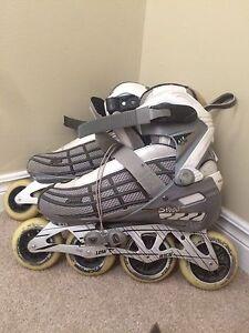 *SELLING* Firefly SP900 White Inline Roller Skates