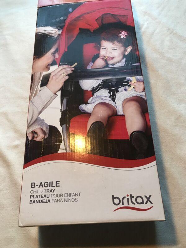 NIB Britax B-Agile Child Tray for B-Agile Strollers