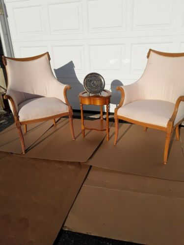 $70 Down So Far! 20th Century Italian Louis XV Style Pair of Antique Armchairs