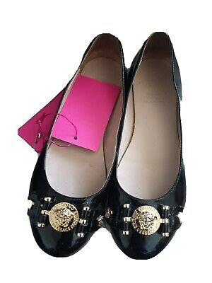 Girls young Versace shoes