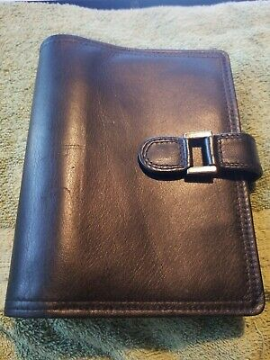 Nappa Leather Pocket Franklin Covey Planner