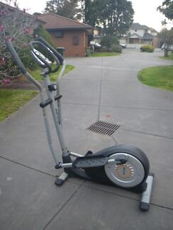 NATURE ELLIPTICAL TRAINER HOME GYM CROSS TRAINER X TRAINER Maribyrnong Maribyrnong Area Preview