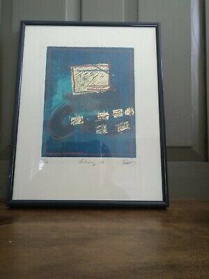 SUE SPARK - Limited Addition Art Work collectors items - Framed