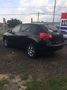 2009 Nissan Rogue S Safety and E-testified