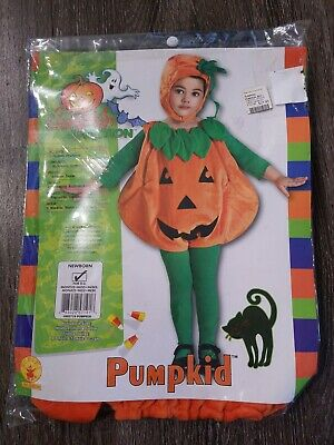 O Child Pumpkid Pumpkin Halloween Costume Size Newborn