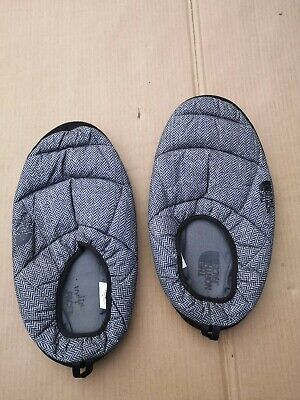 The North Face TNF Mens Thermoball Tent Slippers XL UK 11-13