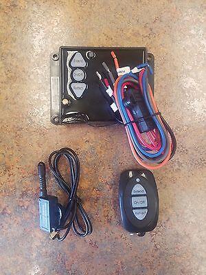 Winch Remote System (Dump Trailer Wireless Remote Control System 12 volt Hydraulic Lift Winch )