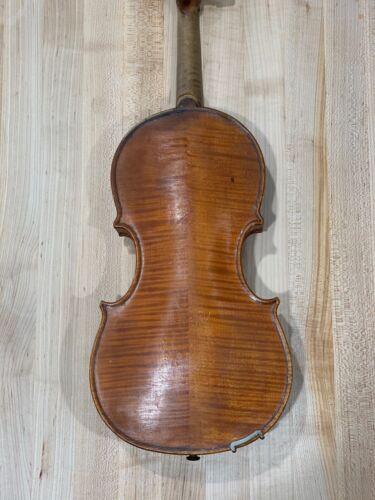Antique American Violin 4/4 William Burgess 1933