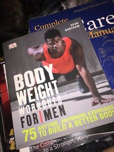 Strength training books for working out