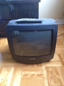 Small TV about 17''