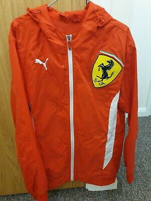 Puma Ferrari Jacket Coat
