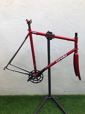 Titanium Road Bike Frame 58cm (see Description) not Litespeed, Merlin, Rapha