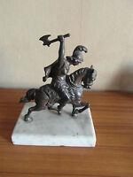 Statuetta Equestre - Vintage - -  - ebay.it