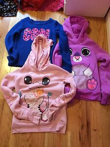 Girls sweaters size 12