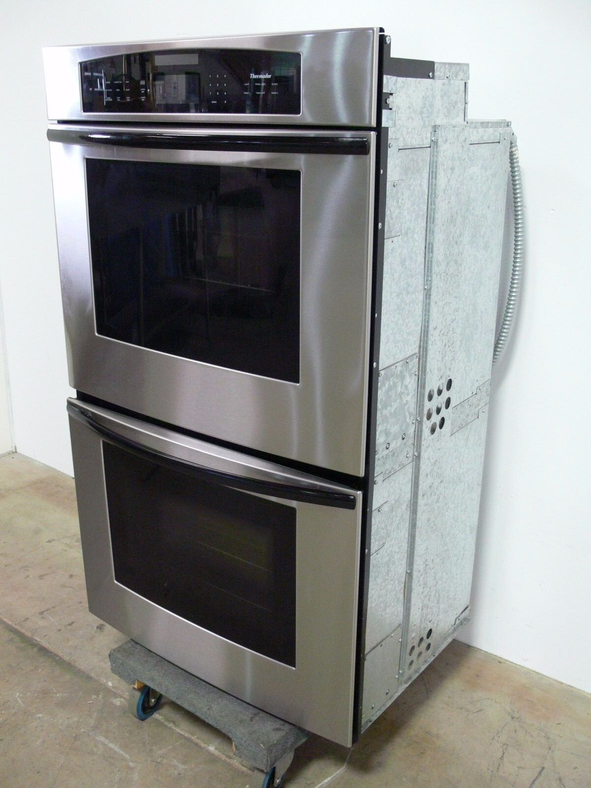 used wall ovens for sale thermador c302us 30 quot wall oven stainless steel 8795