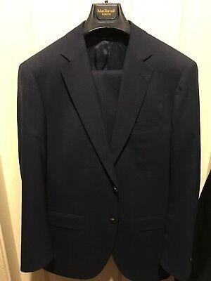 Max Davoli Baroni Suit Super 150