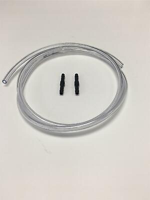 4mm Repair Kit  for Leaking / Split Blocked Car Windscreen Washer Pipe/Tube