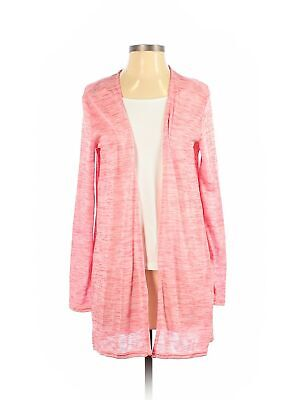 Divided by H&M Women Pink Cardigan S