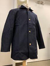 "Civil War Blue Union wool Sack Coat SZ 40/"" chest New Unlined. NEW"
