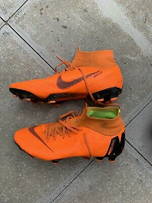 Nike Mercurial Superfly Football Boots Uk Size 9.5 Flyknit
