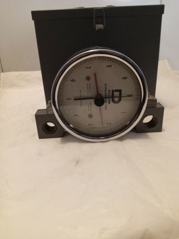 Dillon 10,000 lb Mechanical Dynamometer