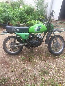 Kawasaki KD 80
