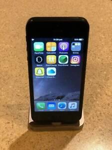 iPhone 5 Slate Black 64GB Unlocked