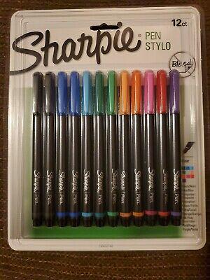 Sharpie Pen Stylo 12ct Fine Point