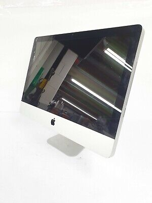 "Apple iMac 21.5"" A1311 Mid 2011 i5-2400s 2.50GHz 16GB DDR3 500GB (OS X 10.9.5)"