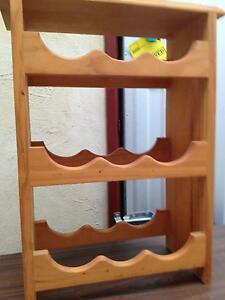 Wine Rack, Wood, Wine Cellar, Custom made Canning Vale Canning Area Preview