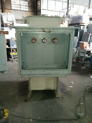 Westinghouse 500 Kva Oil Substation 12470 480y277v Used