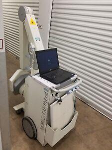 x-ray portable siemens mobilett XP digital  mobile xray