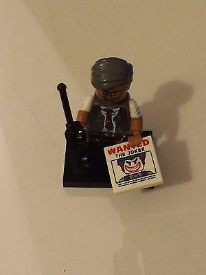 The Batman Movie Lego Mini Figure – Commissioner Gordon