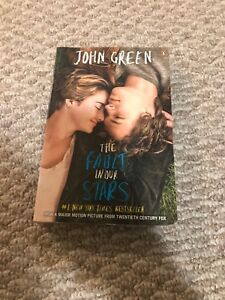 """Book, """"The Fault in our Stars"""" by John Green"""