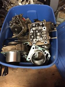 Can am motor parts