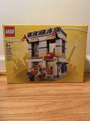 LEGO Exclusive LEGO Brand Store NISB Hard To Find Set #40305
