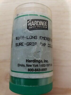 Hardinge Super Precision Emergency Collet Number 100