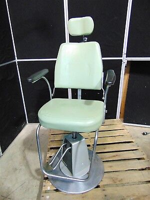Reliance Procedure Chair Serial 4085 - Ff Koenigkramer Foot Pump Raises S2952y