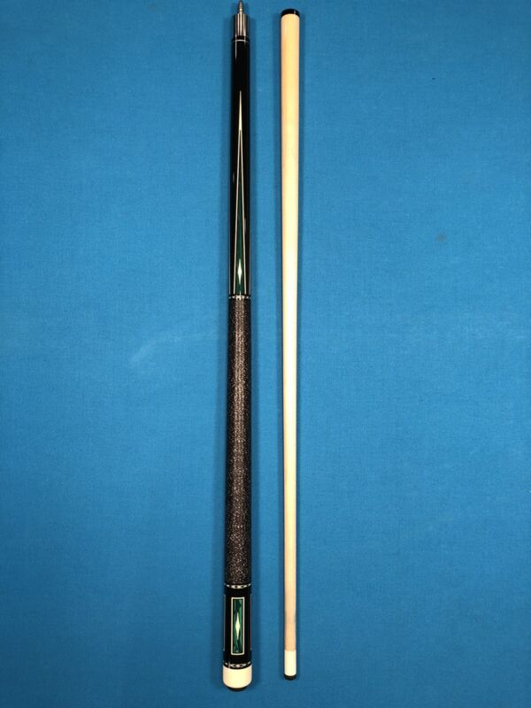 Pechauer P14-H 13 mm Shaft - Black Stained Cue