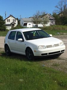 2007 golf city winter on rims also included