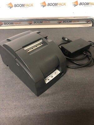 Epson Tm-u220d M188d Kitchen Slip Printer Parallel