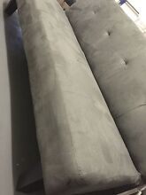 Futon grey Coorparoo Brisbane South East Preview