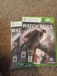 Watch dogs brand new!!