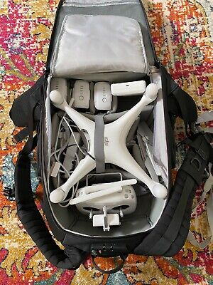 DJI Chimera 4 Advanced 4K Camera Drone - White