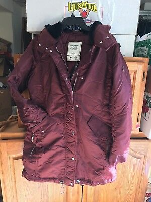 Used, NWT! A&F Abercrombie & Fitch Women's Shiny Parka Puffer Jacket SZ M AUTHENTIC! for sale  Olathe