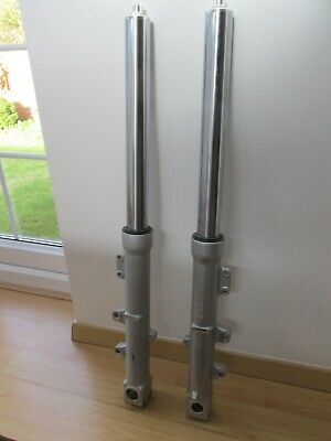 TRIUMPH SPRINT STRS FRONT FORKS   LEFT  RIGHT   NEVER FITTED NEW