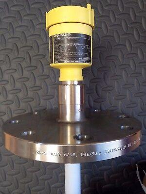 Vegadis 61 Vegapuls 65 Radar Level Transmitterprobe
