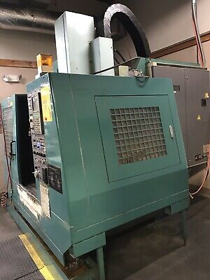 Matsuura Mc-800 Cnc Vertical Machining Center